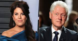 Monica Lewinsky Details Affair with Bill Clinton & Unflattering First  Impression