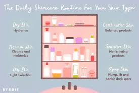 daily skincare routines for every skin type