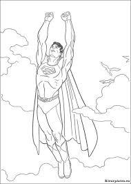 Superman Kleurplaten Kleurplaten Eu