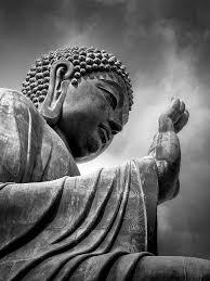 worship buddha hong kong art person
