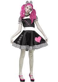 y broken doll costume