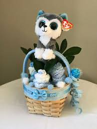 babyshower gift basket babyboy gift