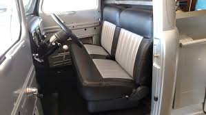mark s 51 ford truck bench seat