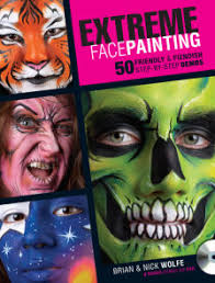 fun face painting ideas for kids by
