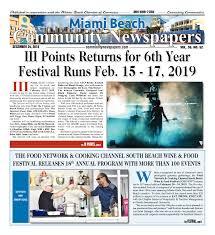 Calaméo - Miami Beach News 12.24.2018