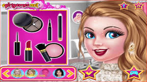 barbie games dresakeup