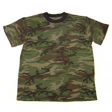 russian army green camo t shirt