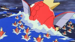 Pokemon – The Movie 2000 – Magikarp