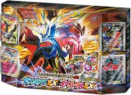 Amazon.com: Pokemon XY Super Legend Card Game Set, 60 Pack, Japanese  Version: Toys & Games