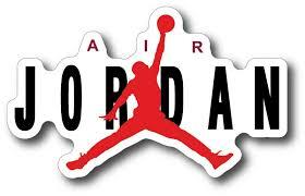 Michael Jordan Car Sticker In 2020 Michael Jordan Jordan Logo Tee Shirt Fashion