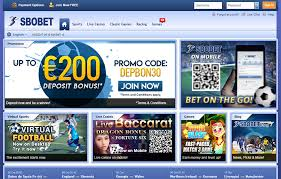Sbobet - WORLD TOP BETTING SITES