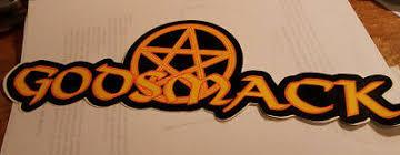 Godsmack Decal Sticker Rock Metal Free Ship 5 25 Picclick