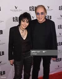 Joan Jett and Kenny Laguna attend the ...