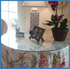 glass table protectors table top