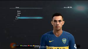 Ivan Marcone PES 2013 face by Morrissey WE - YouTube