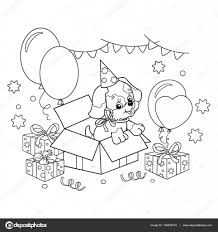 Pictures Printable Puppies Coloring Page Outline Of Cute Puppy