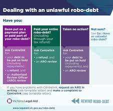 court said some robodebts are unlawful ...