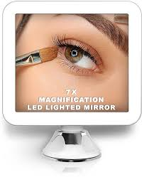 mirabel 7x magnifying lighted vanity