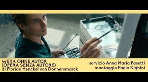 OPERA SENZA AUTORE (WERK OHNE AUTOR) di Florian Henckel von ...