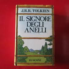 Il signore degli anelli Trilogia da J. R. R. Tolkien: (1986 ...