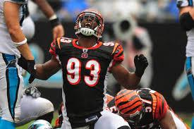 Former Bengals defensive lineman Michael Johnson retires - Cincy ...