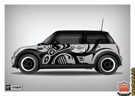 Graphic Design Car Decals