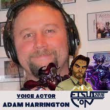 ETSU-Con - Adam Harrington is an American Voice Actor... | Facebook