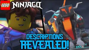 Ninjago Season 12: Episodes 5-12 Descriptions REVEALED! - YouTube