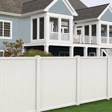 Veranda White Vinyl Fence Adjustable Bracket Kit 2 Pack 281270 The Home Depot