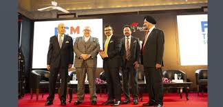 fcm travel solutions india honoured