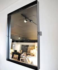 rectangular pivot mirror mirror
