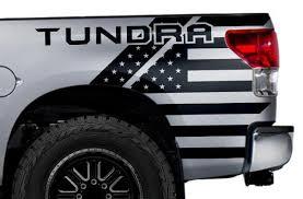 Product Toyota Tundra 2007 2020 Custom Vinyl Decal Wrap Kit Tundra Usa
