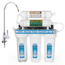 Máy lọc nước uống công nghệ màng siêu lọc UF (1 vòi) 5 giai đoạn – Hàng  chính hãng - Thiết bị lọc Thương hiệu YAMATO