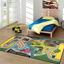 Modern Kids Children Large Fun Rugs Formula 1 Race Track Bedroom Playroom Rug Boys Bedroom Rugs Kids Rugs Boys Room Design