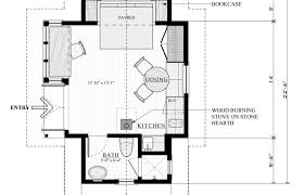 home floor plans 2 bedroom guest house