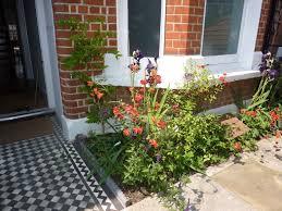 terrace house front garden ideas design