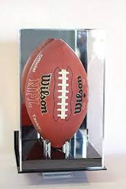 unlimited football display case