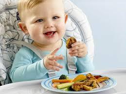 Thực đơn ăn dặm kiểu Nhật cho bé 6 – 18 tháng