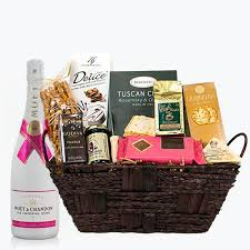 moet chandon ice rose imperial gift