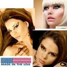 reusable easy sticker eye makeup kit