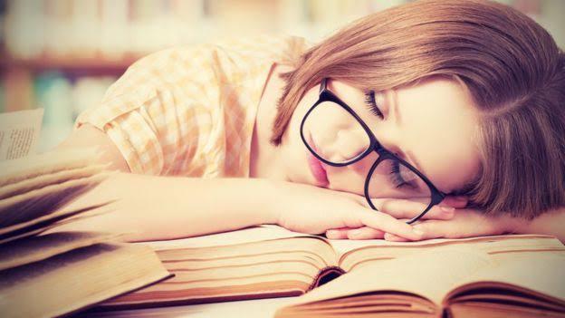 Resultado de imagen de descanso despues de estudiar