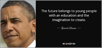 barack obama quote the future belongs to young people an