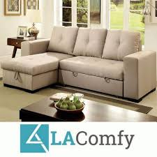 denton sectional sofa in ivory color