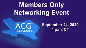 ACG Dallas/Fort Worth | Association for Corporate Growth