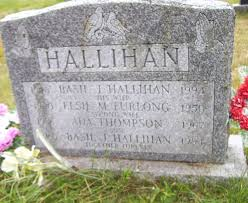 Ada Thompson Hallihan (1936-1967) - Find A Grave Memorial