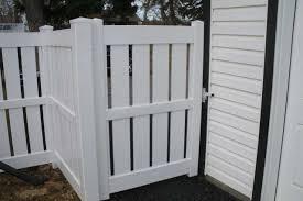 Vinyl Fence Installation Guide Fence Materials Winnipeg Vinyl Fencing