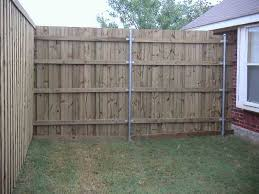 How To Install A Fence On A Concrete Surface