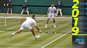 The Best Grand Slam Matches Of 2019   ATP Tour   Tennis