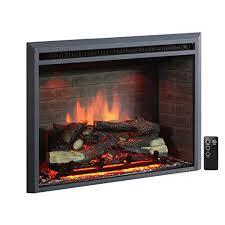 propane fireplace insert com