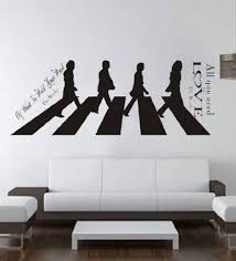 Pin By Kelly Wolf On Bedroom Theme Beatles Wall Beatles Room Vinyl Wall Art